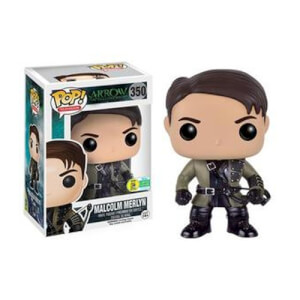 Arrow Malcolm Merlyn Pop! Vinyl Figure SDCC 2016 Exclusive