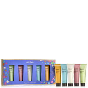 AHAVA Happy Minerals Mini Hand Cream Collection