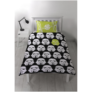 "Set de cama reversible Star Wars ""Soldado de asalto"""