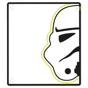 """Manta polar Star Wars """"Soldado de asalto"""" (120 cm x 150 cm)"""