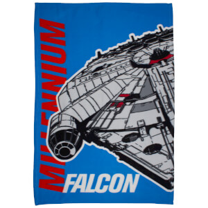Plaid en polaire Star Wars - 100 cm x 150 cm