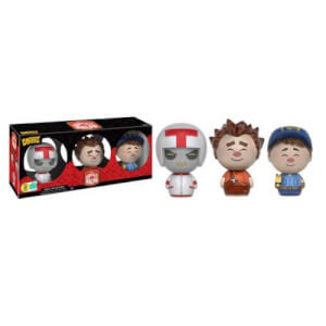 Disney Wreck-It Ralph 3-pack Turbo, Ralph & Felix Dorbz Vinyl Figure SDCC 2016 Exclusive