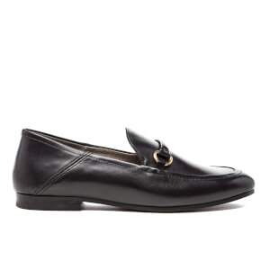 H Shoes by Hudson Women's Arianna Leather Loafers - Black