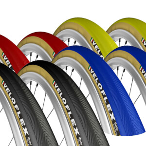 Veloflex Master 25 Clincher Tyre Twin Pack