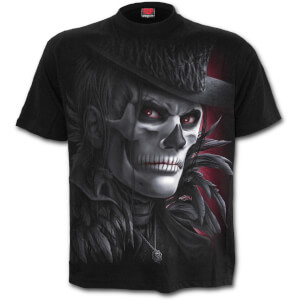 Spiral Men's DAY OF GOTH T-Shirt - Black