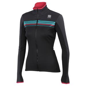 Sportful Women's Allure Softshell Jacket - Black/Grey
