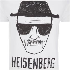 Breaking Bad Men's Heisenberg T-Shirt - White: Image 3