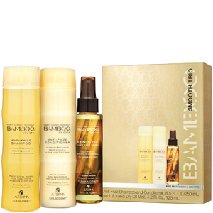Alterna Bamboo Smooth Holiday Trio (Worth $69)