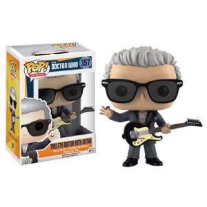 Figurine Doctor Who 12ième Doctor Pop! Vinyl