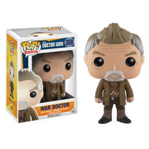 Doctor Who War Doctor Funko Pop! Figuur