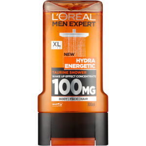 Gel Douche Taurine Hydra Energetic L'Oréal Paris Men Expert 300 ml