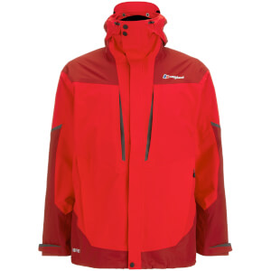 Berghaus Men's Mera Peak Gore-Tex Jacket - Extreme Red/Red Dahlia