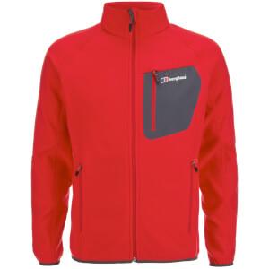 Berghaus Men's Deception Fleece Jacket - Haute Red