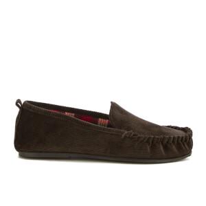Zapatillas de casa Dunlop Adrien - Hombre - Marrón
