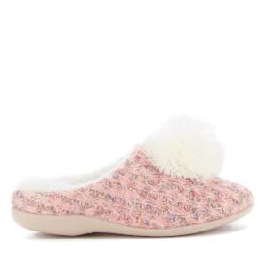 Zapatillas de casa Dunlop Adeline - Mujer - Rosa