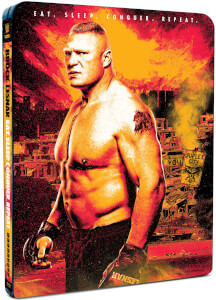 WWE: Brock Lesnar - Eat. Sleep. Conquer. Repeat. (Limited Edition Steelbook) (UK EDITION)