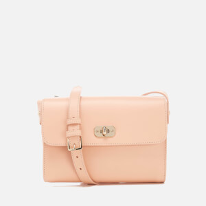 A.P.C. Women's Greenwich Cross Body Bag - Beige Rose