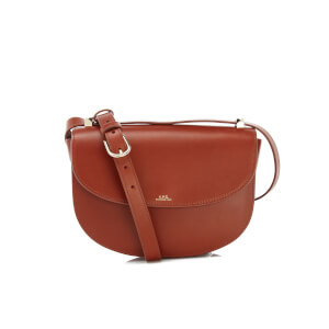 A.P.C. Women's Geneve Cross Body Bag - Brandy
