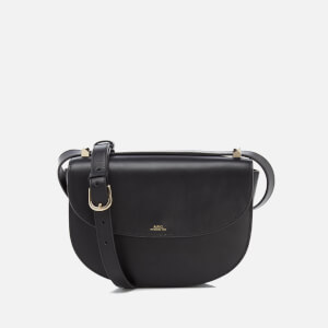 A.P.C. Women's Geneve Shoulder Bag - Black