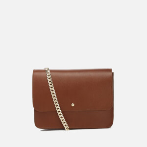 A.P.C. Women's Camden Cross Body Bag - Marron