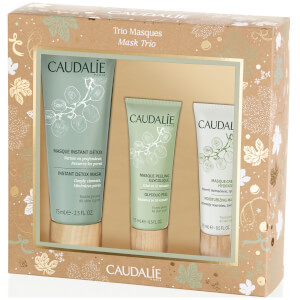 Caudalie Christmas Mask Trio (Worth £30.00)