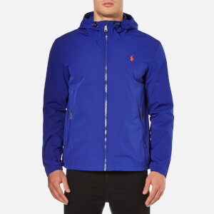 Polo Ralph Lauren Men's Thorpe Anorak Lined Jacket - College Royal
