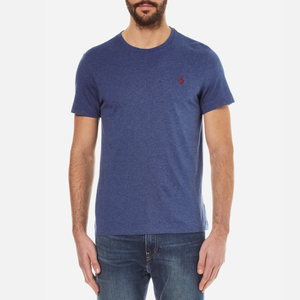 Polo Ralph Lauren Men's Crew Neck T-Shirt - Rustic Navy