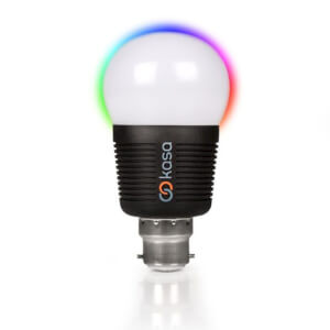 Kasa Bluetooth Smart Lighting LED Bayonet Cap B22 Bulb
