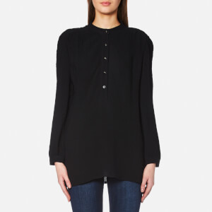 A.P.C. Women's Claire Blouse - Black