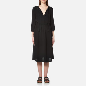 A.P.C. Women's Mona Dress - Black
