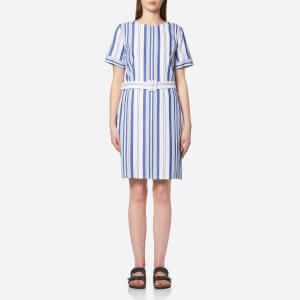 A.P.C. Women's Naxos Dress - Blue
