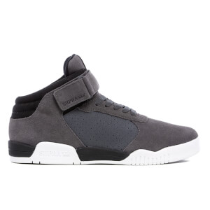 Baskets Homme Supra Ellington -Gris