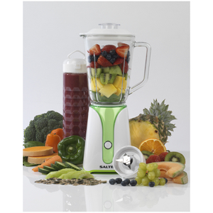 Salter EK2228 2-in-1 To Go Personal Glass Jug Blender