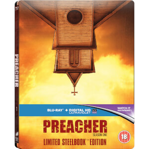 Preacher: Season 1 - Limited Edition Steelbook