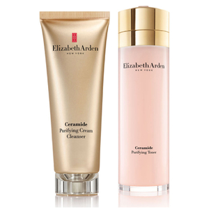 Ceramide Purifying Cleanser and Toner Set (Worth $59)