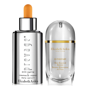 Elizabeth Arden Superstart Booster & Prevage Anti-Aging Intensive Daily Serum Set (Worth £215)