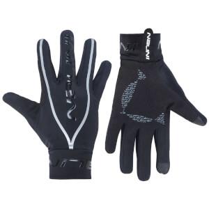 Nalini Pure Mid Gloves - Black