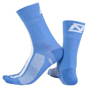 Nalini Corsa Socks 13cm - Blue