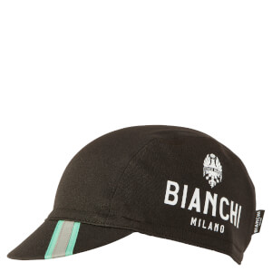 Bianchi Presezzo Cap - Black