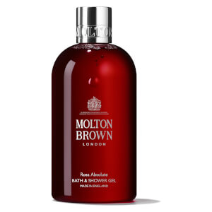Gel de Duche e Banho Rosa Absolute da Molton Brown 300 ml