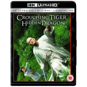Crouching Tiger Hidden Dragon - 15th Anniversary - 4K Ultra HD