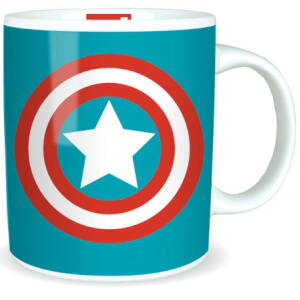 Tasse Logo Captain America -Marvel