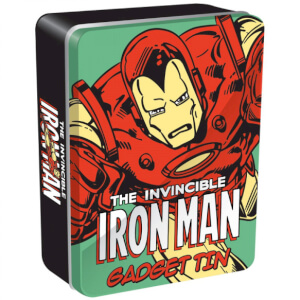 Marvel Iron Man Gadget Tin