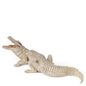 Papo Wild Animal Kingdom: White Crocodile