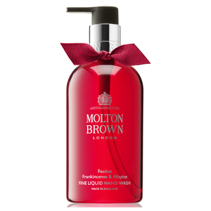 Molton Brown Festive Frankincense & Allspice Fine Liquid Hand Wash 300ml