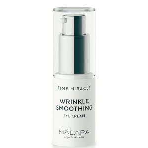 MÁDARA Time Miracle Wrinkle Smoothing Eye Cream 15 ml