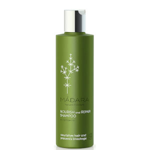 Shampooing « Nourish and Repair » (Soin et Réparation) MÁDARA 250 ml