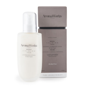 AromaWorks Men's Calming Aftershave Lotion 100 ml
