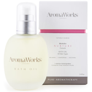 AromaWorks Nurture Bath Oil 100ml