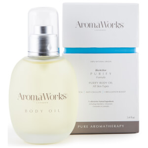 AromaWorks Purify Body Oil 100 ml